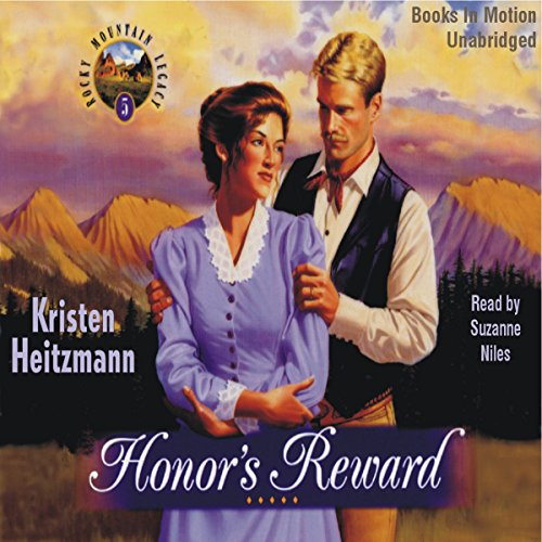 Honor's Reward audiobook cover art