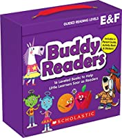 Buddy Readers - Guided Reading Levels E & F: 16 Leveled Books to Help Little Learners Soar As Readers