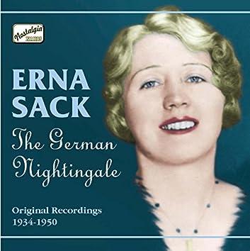 Erna Sack: The German Nightingale (Recorded 1934-1950)