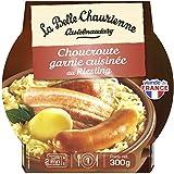 La Belle Chaurienne Choucroute Garnie Cuisinée au Riesling 300 g