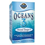 Garden of Life Oceans 3 - Beyond Omega 3 60 Softgels