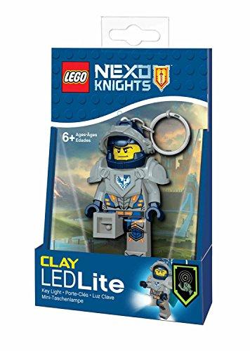 LEGO Nexo Knights 90013 Mini Lampe de Poche Argile 7,6 cm
