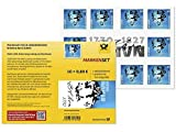 Markenset '250. Geburtstag Ludwig van Beethoven', Briefmarke zu 0,80 €, 10er-Set, selbstklebend
