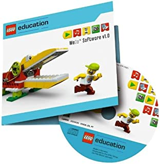 2000097 - WeDo™ Software + Actividades v.1.2 LEGO® Education