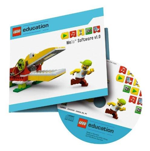 2000097 - WeDo™ Software + Actividades v.1.2 LEGO®