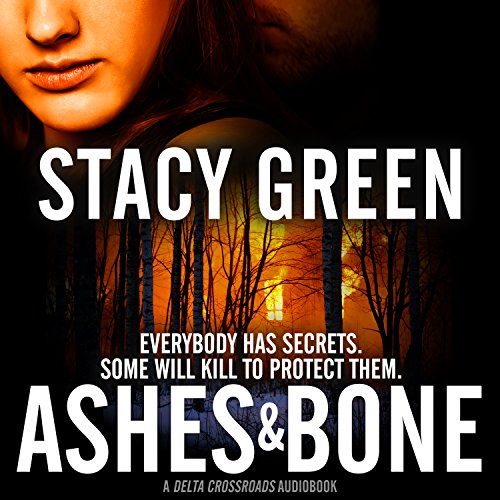 Ashes and Bone (A Southern Mystery) audiobook cover art