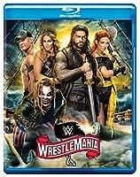 WWE: WrestleMania 36 [Blu-ray]
