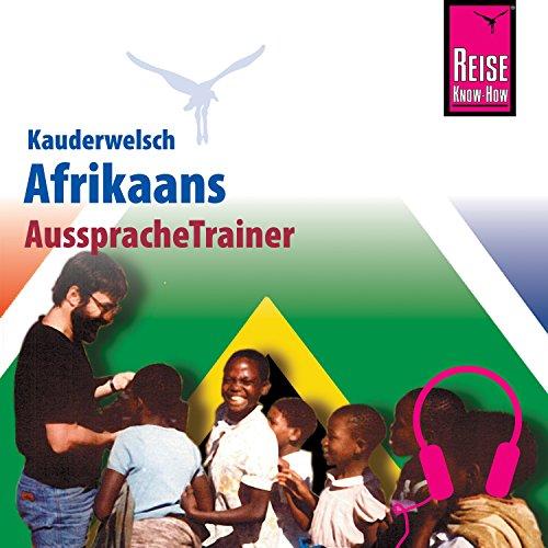 Afrikaans (Reise Know-How Kauderwelsch AusspracheTrainer) Titelbild