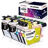5PK Clywenss LC3219 XL Cartucce Sostituzione per Brother LC3219 LC3217 Cartucce d'inchiostro Compatibile per Brother MFC-J5330DW MFC-J5335DW MFC-J5730DW MFC-J6930DW MFC-J6530DW MFC-J6935DW MFC-J5930DW