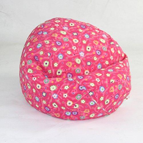 American Furniture Alliance Pink Flower Child-Bean-Bag, Jr