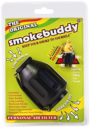 Smoke Buddy Personal Air Filter, Black