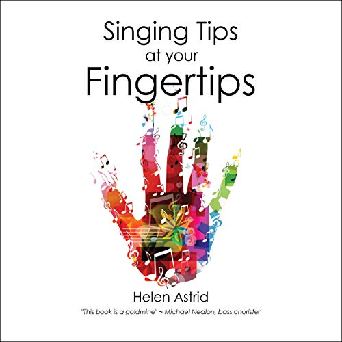 Singing Tips at Your Fingertips cover art