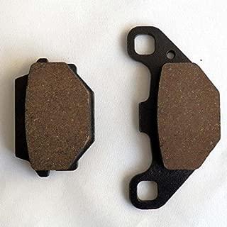 2 Pads Trasera Sinterizaci/ón HH Juego de Pastillas de Freno fit for Dirt 327 Trial 1 Pair