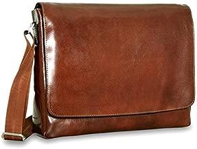 Jack Georges Tuscana Classico Messenger Bag VT544
