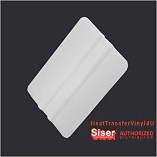 Vinyl Application Squeegee - 4 Inch