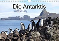 Die Antarktis (Wandkalender 2022 DIN A4 quer): Eisberge und Tiere in der Antarktis (Monatskalender, 14 Seiten )