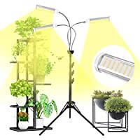 Full Spectrum Plant Grow Light for Indoor Plants with Timer