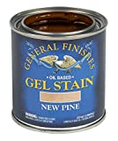 General Finishes Oil Based Gel Stain, New Pine