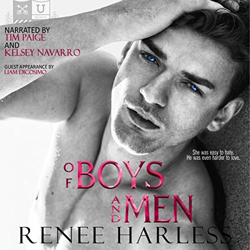 Of Boys and Men Audiobook By Renee Harless cover art