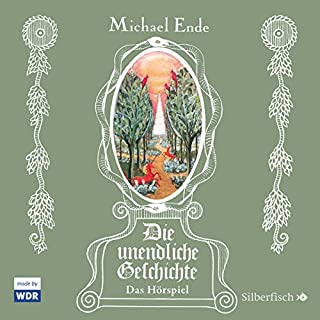 Die unendliche Geschichte     Das Hörspiel              By:                                                                                                                                 Michael Ende                               Narrated by:                                                                                                                                 Anna Thalbach,                                                                                        Hans Kremer,                                                                                        Jürgen Thormann,                   and others                 Length: 4 hrs and 46 mins     6 ratings     Overall 4.5