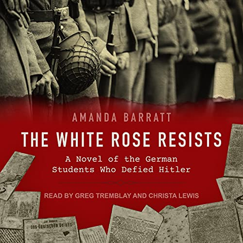 The White Rose Resists cover art