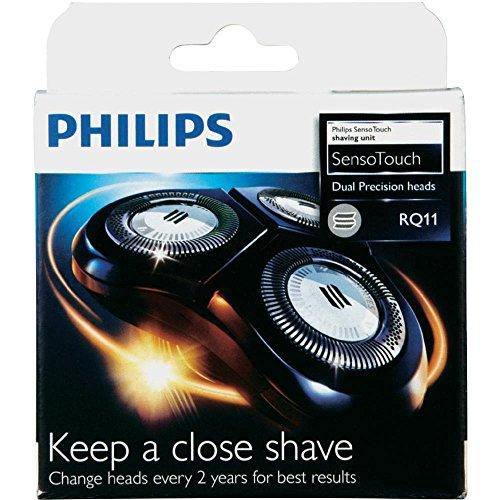 Philips RQ11 Set mit Scheraufsätzen für Rasierer RQ1150 / RQ1160 / RQ1180 / RQ1160CC / RQ1180CC / RQ1131 / RQ1175 / RQ1195