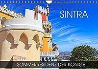 Sintra - Sommerresidenz der Koenige (Wandkalender 2022 DIN A4 quer): Magie und Mysterium, Zusammenspiel von Natur und Mensch - das ist Sintra, portugiesische Perle an der Kueste (Monatskalender, 14 Seiten )