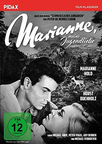 Marianne, meine Jugendliebe / Verfilmung des Bestsellers SCHMERZLICHES ARKADIEN mit Marianne Hold und Horst Buchholz (Pidax Film-Klassiker)