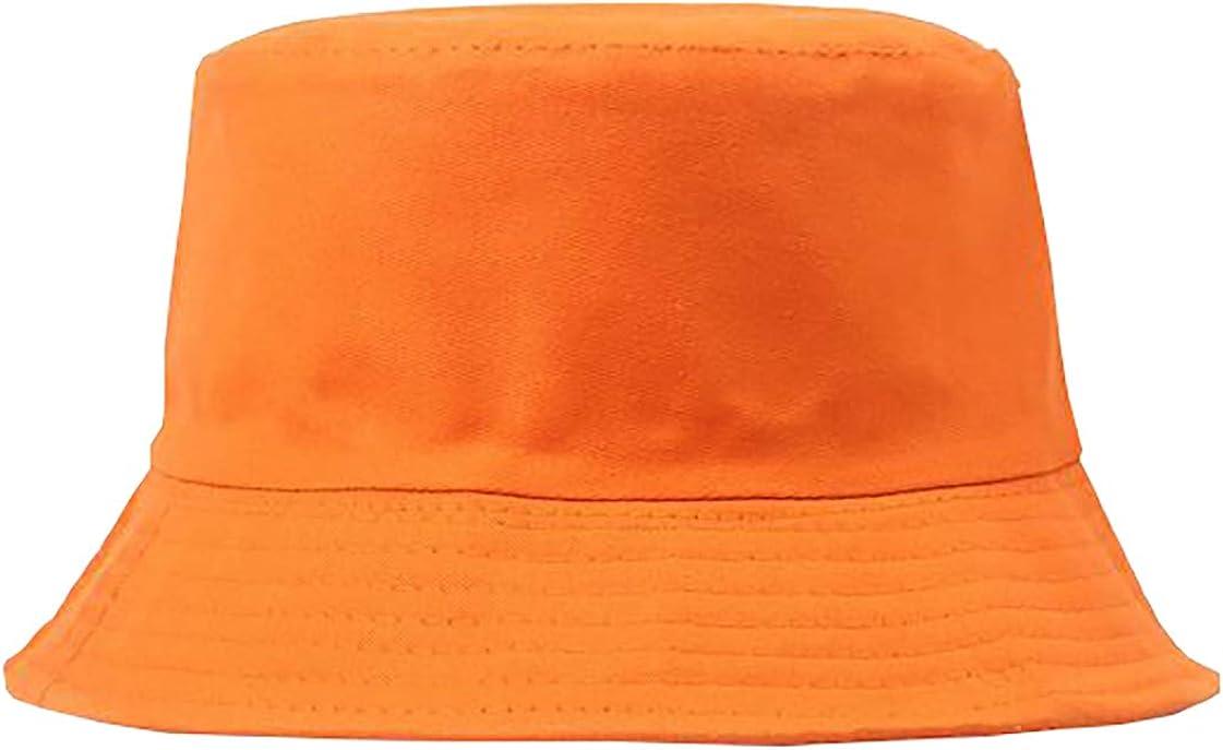 Bucket Hats Basin Hat Fisherman Cap Cotton Beach Sun Hat for Hunting Fishing Outdoor Activities