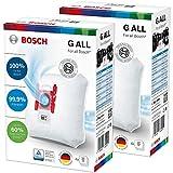 8 Sacchetti per Aspirapolvere Bosch PowerProtect Staubbeutel Type G all - BBZ41FGALL - 17000940-0017000940 - 468383-00468383