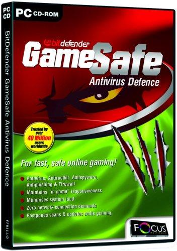 BitDefender Game Safe Antivirus Defence (PC) (New)