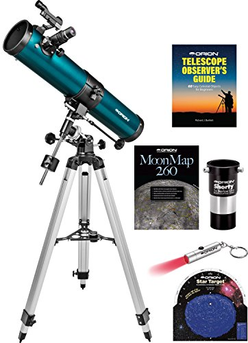 Orion SpaceProbe II 76mm Equatorial Reflector Telescope Kit