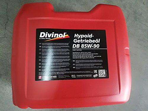 Divinol 80763 20 Liter Hypoid-Getriebeöl DB 85W-90 GL-5