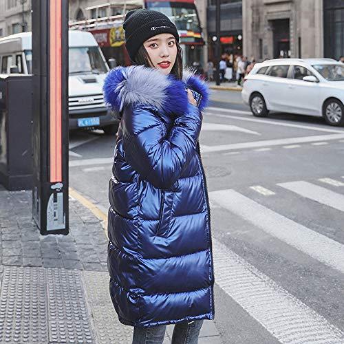 DPKDBN donsjack, capuchon winter donsjas vrouwen oversized jas dik warm katoen gewatteerde parka Big Pocket