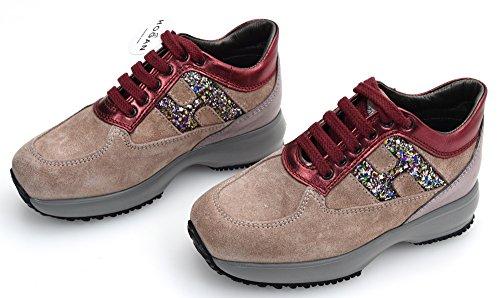 Hogan ,  Mädchen Lauflernschuhe Sneakers, ROSA - PINK - Größe: 30 EU