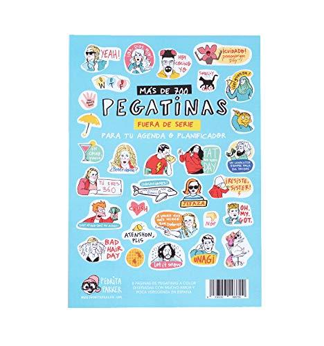 Stickers voor afsprakenplanners buiten de serie - Pedrita Parker
