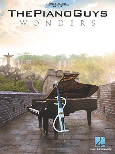 Wonders: Klavierauszug, Stimme(n) für Cello, Klavier (Piano Play-along, Band 131)