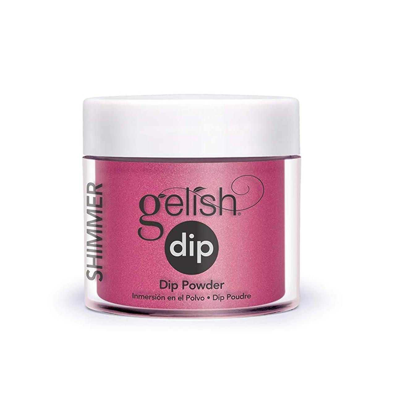 競う主流慢性的Harmony Gelish - Acrylic Dip Powder - Warm Up the Car-Nation - 23g / 0.8oz
