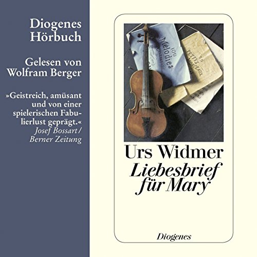 Liebesbrief für Mary audiobook cover art