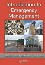 Introduction to Emergency Management by Phillips, Brenda D. Published by CRC Press 1st (first) edition (2011) Hardcover