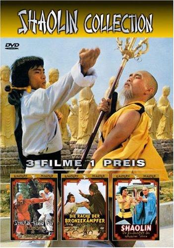 Shaolin Collection (3 Filme)
