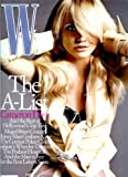 W Magazine (February, 2004) Cameron Diaz Cover