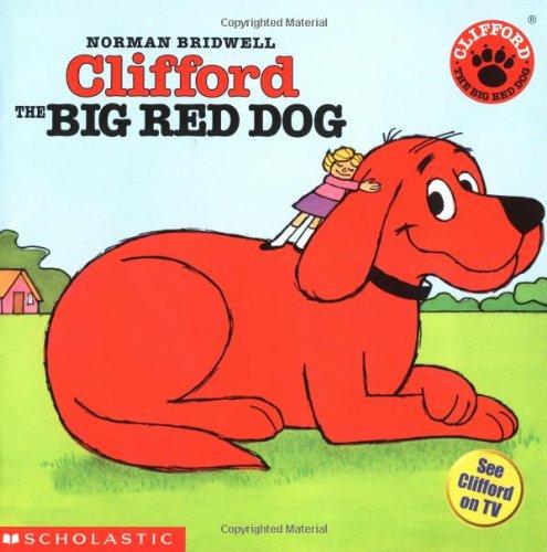 Clifford, the Big Red Dog (Clifford the big red dog)の詳細を見る