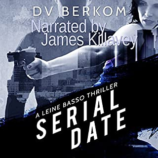 Serial Date audiobook cover art