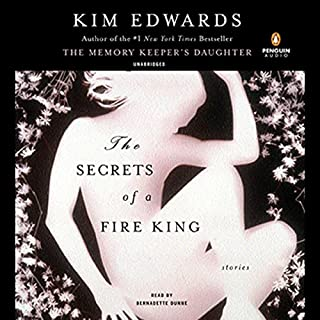 The Secrets of a Fire King audiobook cover art
