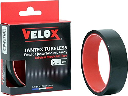 VELOX Fond DE Jante TUBELESS Ready - 25mm / 10m