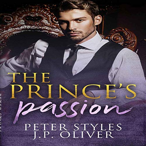 The Prince's Passion audiobook cover art