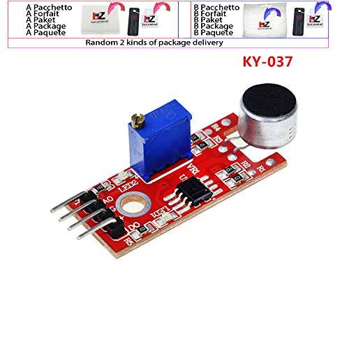 KY-037 Nuevo 4pin Módulo Sensor Sensor de Detección de Sonido...