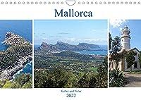 Mallorca - Kultur und Natur (Wandkalender 2022 DIN A4 quer): Mallorca bietet viel mehr als Ballermann und Strandurlaub! (Monatskalender, 14 Seiten )