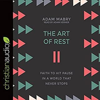 The Art of Rest cover art